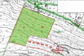consorzio forestale - mappa